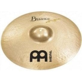 "Meinl Byzance Brilliant Serpent 21"" Ride Cymbal"