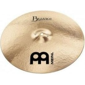 "Meinl Byzance Brilliant Thin 14"" Crash Cymbal"