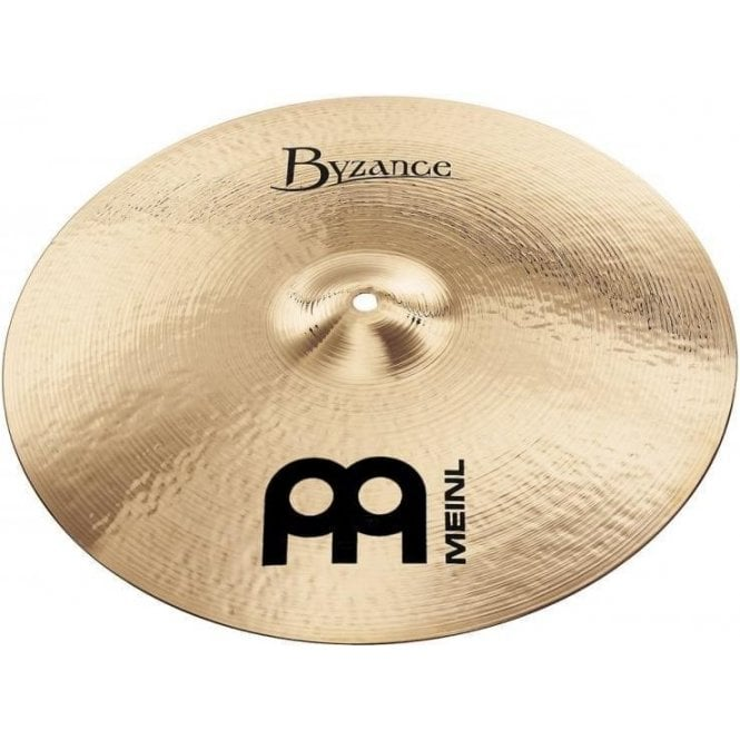 "Meinl Byzance Brilliant Thin 17"" Crash Cymbal B17TCB 