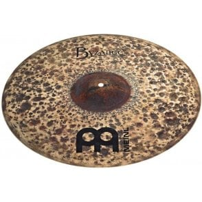 "Meinl Byzance Dark Raw Bell 20"" Ride Cymbal B20RBR 