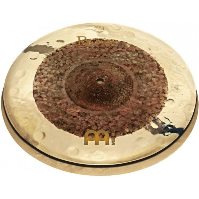 "Meinl Byzance Extra Dry Dual 15"" Hi Hat Cymbals B15DUH 