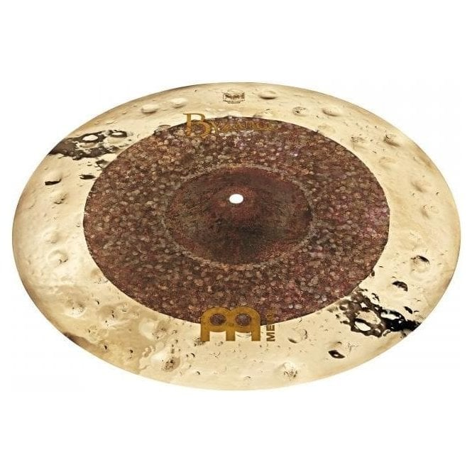 "Meinl Byzance Extra Dry Dual 16"" Crash Cymbal B16DUC 