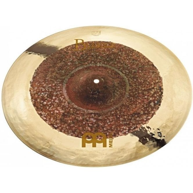 "Meinl Byzance Extra Dry Dual-Ride 22"" Crash-Ride Cymbal B22DUCR 