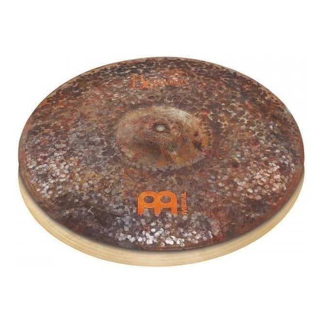 "Meinl Byzance Extra Dry Medium Thin 15"" Hi Hat Cymbals B15EDMTH 