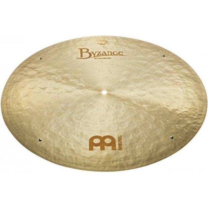 "Meinl Byzance Jazz Club Sizzles 20"" Ride Cymbal B20JCR 