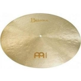 "Meinl Byzance Jazz Club Sizzles 22"" Ride Cymbal"