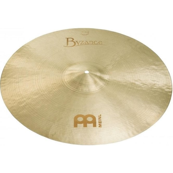"Meinl Byzance Jazz Extra Thin 22"" Ride Cymbal B22JETR 