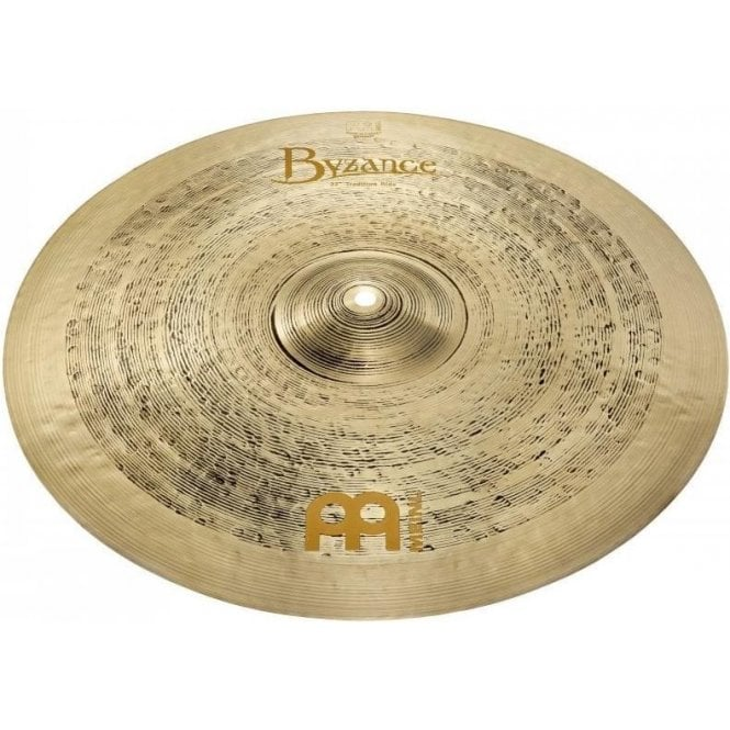 "Meinl Byzance Jazz Light 20"" Ride Cymbal B20TRLR 