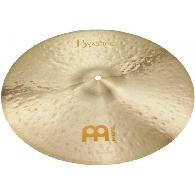 "Meinl Byzance Jazz Medium Thin 17"" Crash Cymbal B17JMTC 