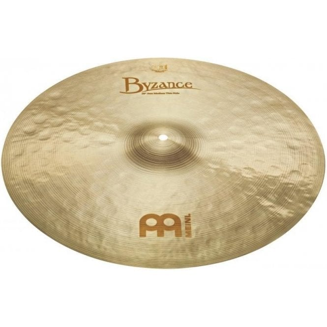 "Meinl Byzance Jazz Medium Thin 20"" Ride Cymbal B20JMTR 