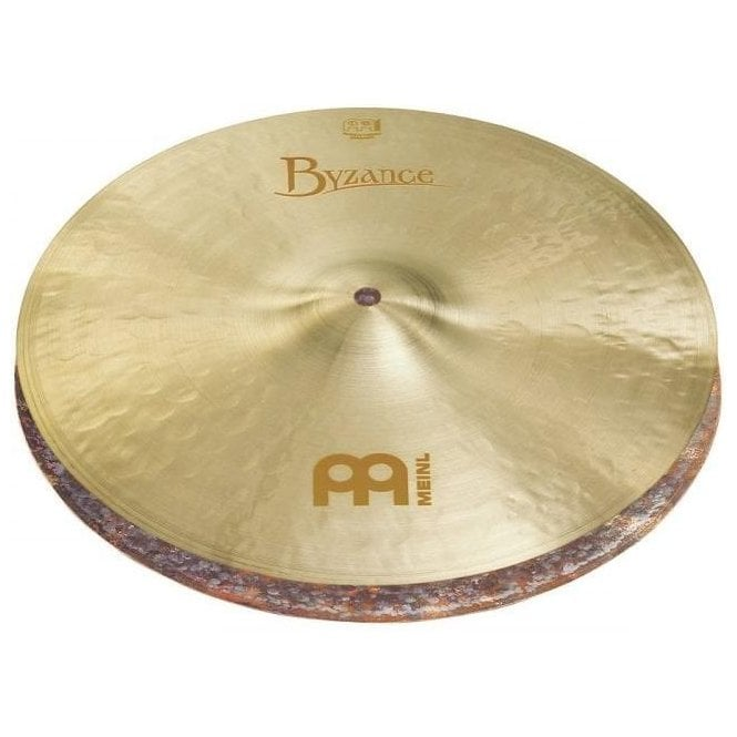 "Meinl Byzance Jazz Thin 14"" Hi Hat Cymbals B14JTH 