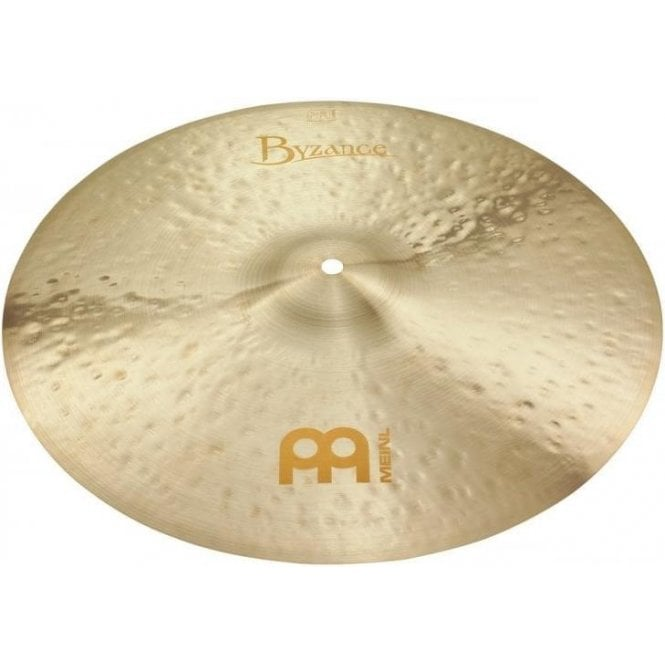"Meinl Byzance Jazz Thin 17"" Crash Cymbal B17JTC 