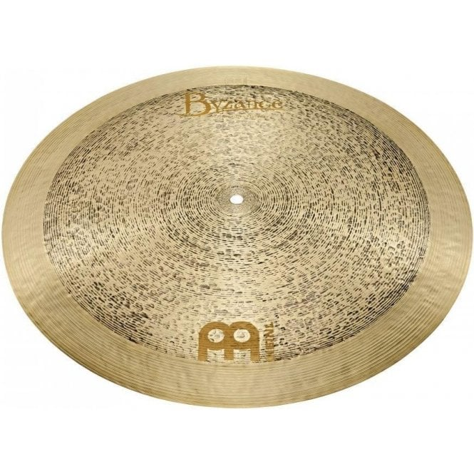 "Meinl Byzance Jazz Traditional Flat 22"" Ride Cymbal B22TRFR 