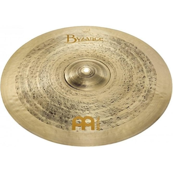 "Meinl Byzance Jazz Traditional Light 22"" Ride Cymbal B22TRLR 