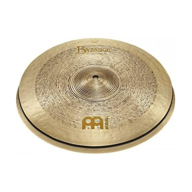 "Meinl Byzance Traditional 14"" Hi Hat Cymbals B14TRH 