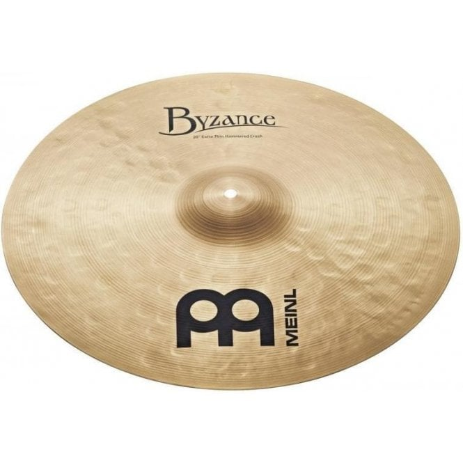 "Meinl Byzance Traditional Extra Thin 20"" Crash Cymbal B20ETHC 