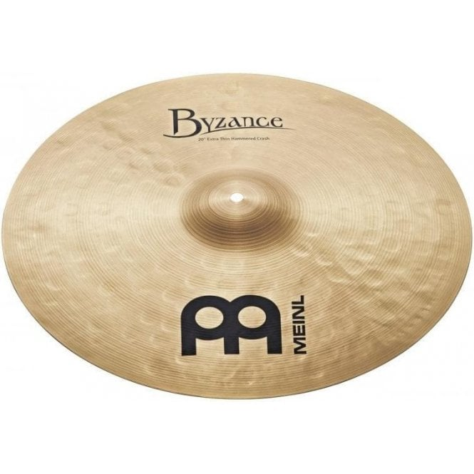 "Meinl Byzance Traditional Extra Thin Hammered 18"" Crash Cymbal B18ETHC 