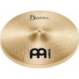 "Meinl Byzance Traditional Heavy 14"" Hi Hat Cymbals"