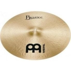 "Meinl Byzance Traditional Heavy 21"" Ride Cymbal"