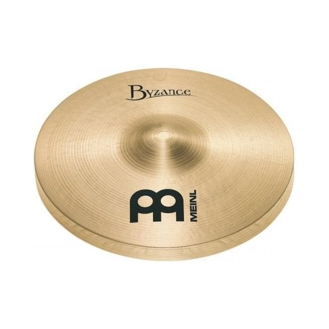 "Meinl Byzance Traditional Medium 10"" Hi Hat Cymbal B10MH 