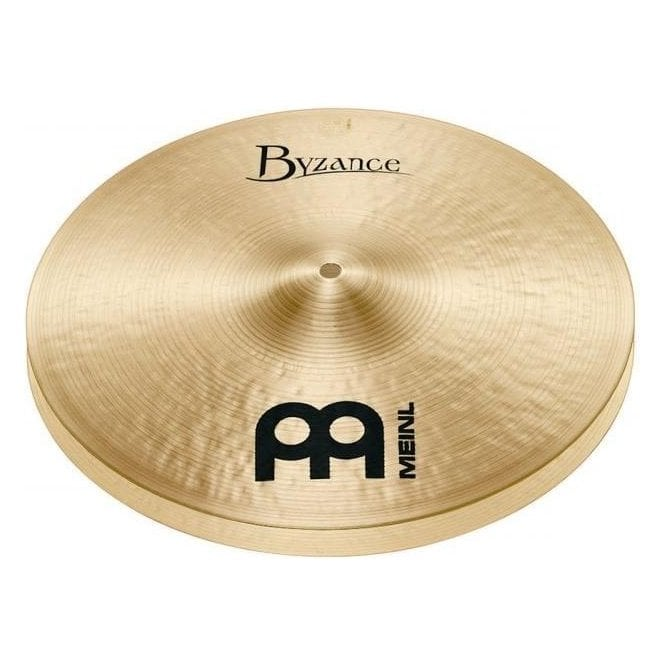 "Meinl Byzance Traditional Medium 13"" Hi Hat Cymbals B13MH 