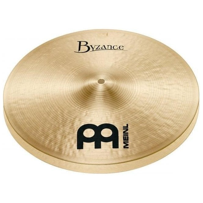 "Meinl Byzance Traditional Medium 14"" Hi Hat Cymbals B14MH 