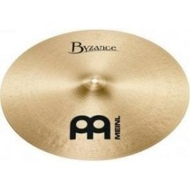 "Meinl Byzance Traditional Medium 18"" Crash Cymbal"