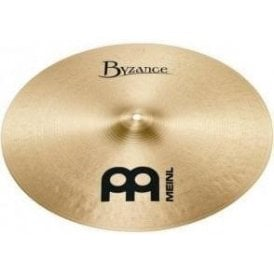 "Meinl Byzance Traditional Medium 21"" Crash Cymbal"