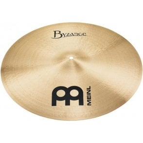 "Meinl Byzance Traditional Medium Sizzles 20"" Ride Cymbal B20MRS 