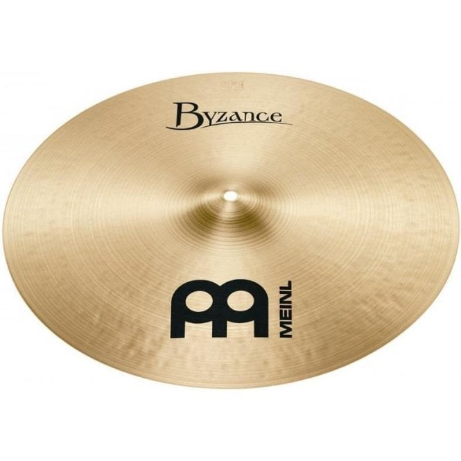 "Meinl Byzance Traditional Medium Thin 19"" Crash Cymbal B19MTC 