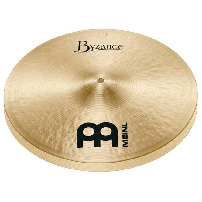 "Meinl Byzance Traditional Thin 14"" Hi Hat Cymbals B14TH 