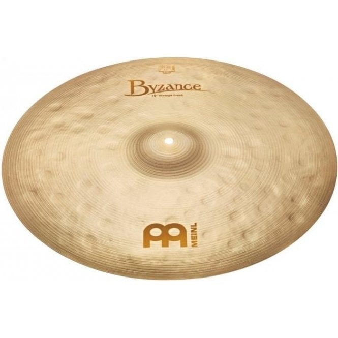 "Meinl Byzance Vintage 16"" Crash Cymbal B16VC 