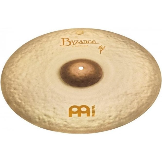 "Meinl Byzance Vintage Thin Sand 18"" Crash Cymbal B18SATC 