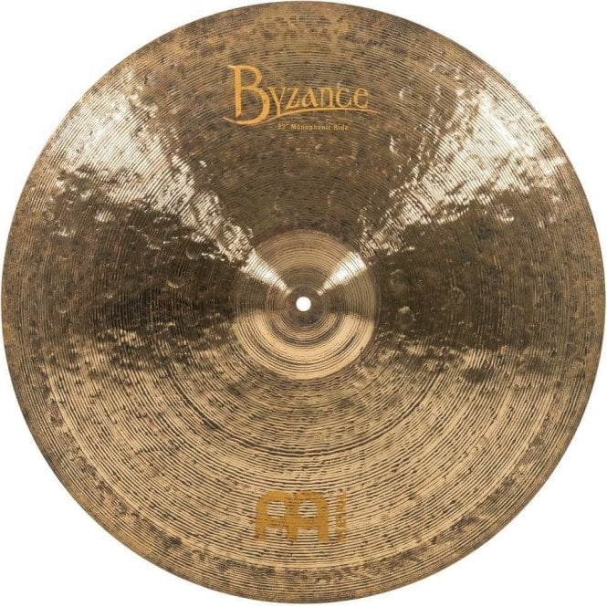 "Meinl Bzance Monophonic 22"" Ride Cymbal B22MOR 