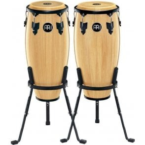 Meinl Congas Headliner Set Natural HC555NT | Buy at Footesmusic