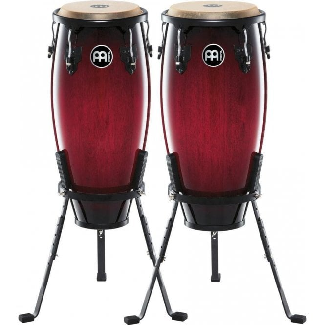 Meinl Congas Headliner Set Wine Red Burst HC555WRB | Buy at Footesmusic