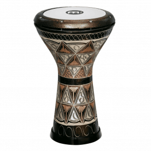 Meinl Darbuka Doumbek Hand Engraved Copper HE3012 | Buy at Footesmusic