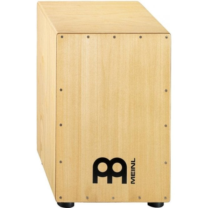 Meinl HCAJ1NT Headliner Cajon with Rubber Wood Frontplate