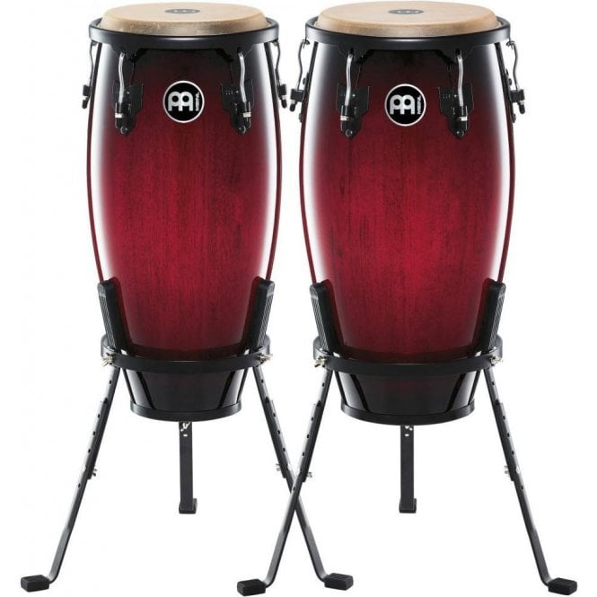 Meinl Headliner 11 & 12 Conga set HC512WRB | Buy at Footesmusic