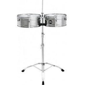 Meinl LC1STS Timbales - Luis Conte Steel