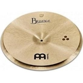 "Meinl Matt Halpern Double Down Stack 17"" & 18"" Cymbals"
