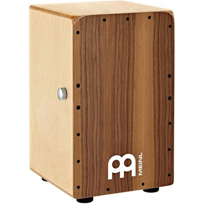 Meinl Snarecraft Cajon with Walnut Frontplate SCP100WN | Buy at Footesmusic