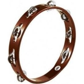 Meinl TA1AB Tambourine - Single Row Steel Jingles