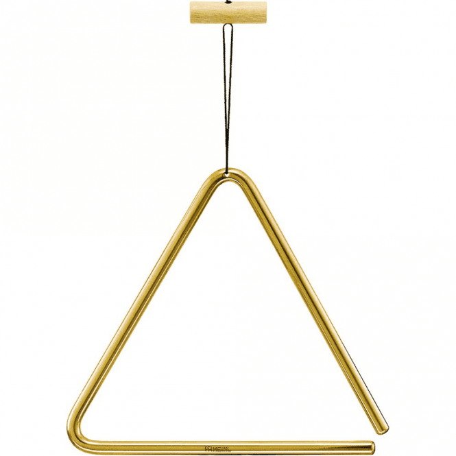 "Meinl TRI15B 6"" Brass Triangle Inc Beater 