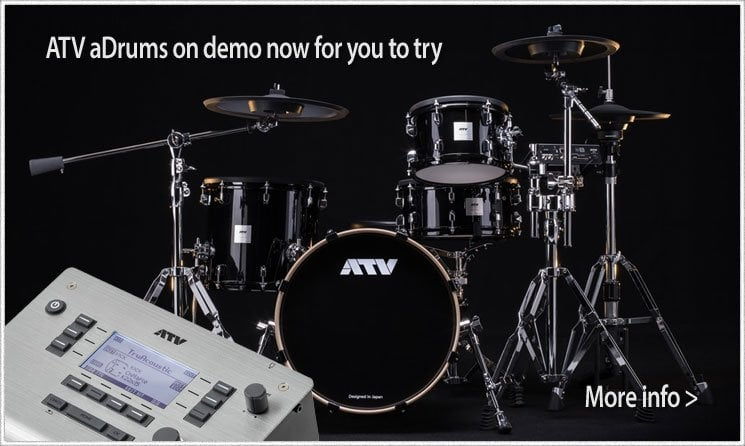ATV aDrums Kit