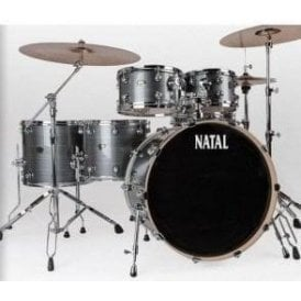 Natal Arcadia Drum Kit With Stands
