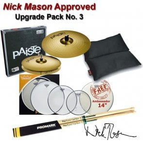 Nick Mason Approved Upgrade Pack No. 3
