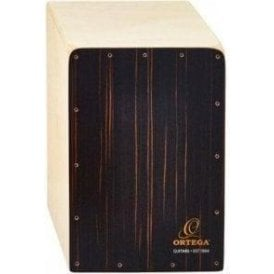 Ortega OSTBCJ Cajon With Paddded Case