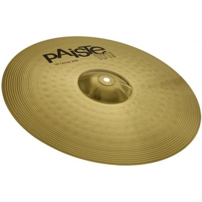 "Paiste 101 18"" Crash Ride Cymbal"
