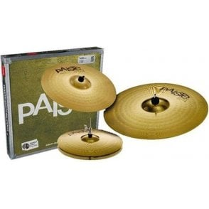 Paiste 101 Cymbal Set 14/16/20 P101BS314 | Buy at Footesmusic